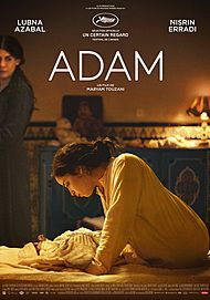 "Movie poster for ""ADAM"""