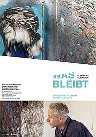 """Filmplakat für """"ALBRECHT SCHNIDER - WAS BLEIBT"""""""