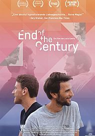 "Filmplakat für ""END OF THE CENTURY"""
