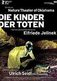 """Filmplakat für """"DIE KINDER DER TOTEN"""""""