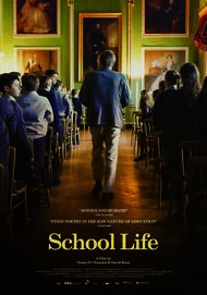 "Movie poster for ""SCHOOL LIFE"""