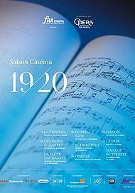 """Movie poster for """"LE PRINCE IGOR (OPERA DE PARIS-FRA CINEMA)"""""""