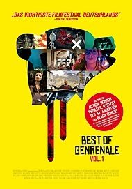 "Filmplakat für ""BEST OF GENRENALE VOL. 1 """