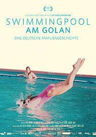 "Filmplakat für ""SWIMMINGPOOL AM GOLAN"""