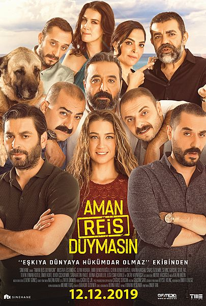 """Movie poster for """"AMAN REIS DUYMASIN"""""""