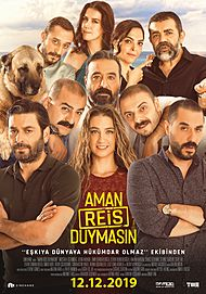 "Movie poster for ""AMAN REIS DUYMASIN"""