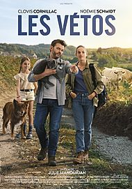 "Movie poster for ""LES VETOS"""