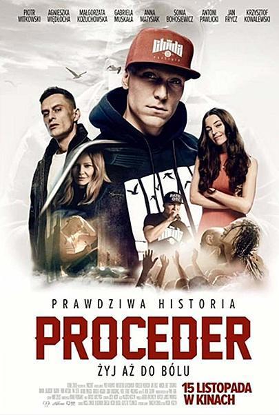 """Filmplakat für """"PROCEDER"""""""