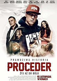 "Movie poster for ""PROCEDER"""