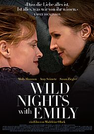 "Filmplakat für ""WILD NIGHTS WITH EMILY"""