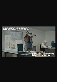 """Filmplakat für """"MENSCH MEIER (DER KURZFILMTAG 2019)"""""""