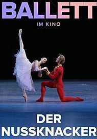 "Movie poster for ""THE NUTCRACKER (BOLSHOI BALLET IN CINEMA 19/20)"""