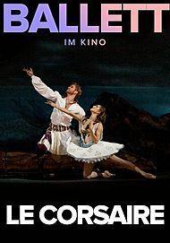 """Filmplakat für """"LE CORSAIRE (BOLSCHOI 19-20)"""""""