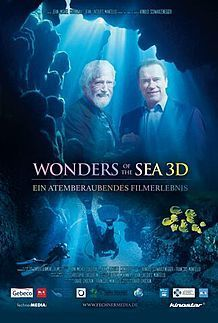 "Filmplakat für ""WONDERS OF THE SEA"""