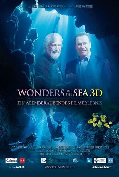 "Filmplakat für ""WONDERS OF THE SEA"""