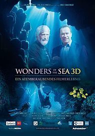 "Movie poster for ""Wonders of the Sea"""