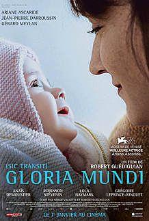 """Movie poster for """"GLORIA MUNDI (2019)"""""""