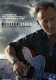 """Movie poster for """"WESTERN STARS"""""""