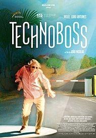 """Movie poster for """"TECHNOBOSS"""""""