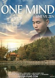 """Movie poster for """"ONE MIND, A ZEN PILGRIMAGE"""""""