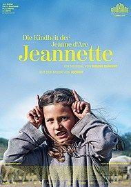 """Filmplakat für """"JEANNETTE - DIE KINDHEIT DER JEANNE D'ARC"""""""