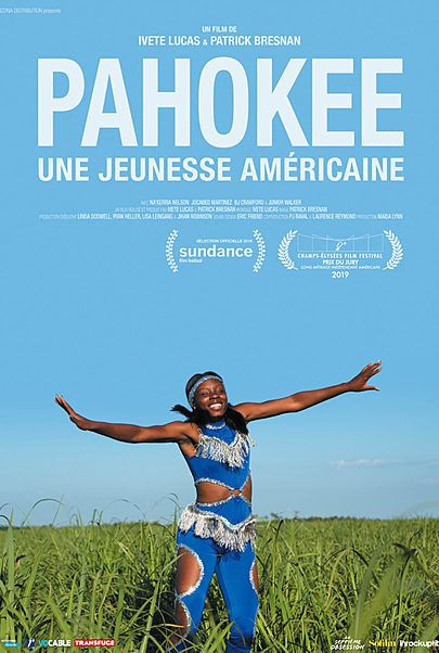 """Movie poster for """"PAHOKEE"""""""