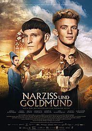 """Filmplakat für """"Narziss und Goldmund"""""""