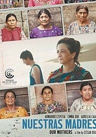"""Movie poster for """"OUR MOTHERS"""""""