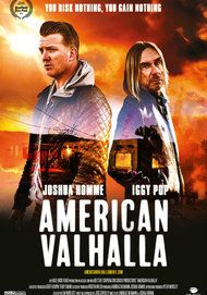 "Movie poster for ""AMERICAN VALHALLA"""