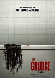"""Filmplakat für """"THE GRUDGE"""""""