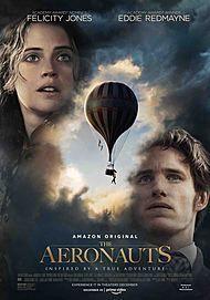 "Filmplakat für ""THE AERONAUTS"""