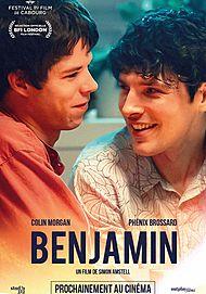 """Movie poster for """"BENJAMIN"""""""
