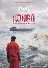 "Movie poster for ""KONGO"""