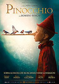 """Movie poster for """"PINOCCHIO"""""""