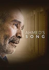 "Movie poster for ""AHMED'S SONG"""