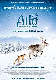 "Movie poster for ""AILO'S JOURNEY"""