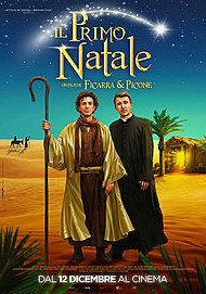 "Movie poster for ""IL PRIMO NATALE"""
