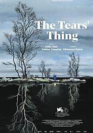 "Movie poster for ""THE TEARS THING"""