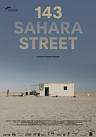 "Movie poster for ""143 SAHARA STREET"""