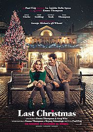 "Movie poster for ""LAST CHRISTMAS"""