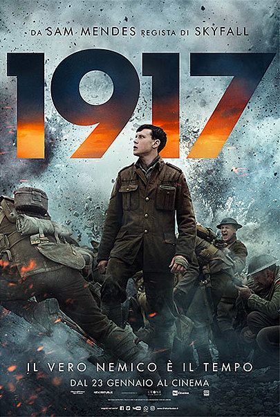 """Movie poster for """"1917 (2019)"""""""