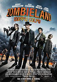 "Movie poster for ""ZOMBIELAND 2: DOUBLE TAP"""