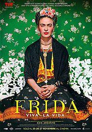 """Movie poster for """"FRIDA"""""""