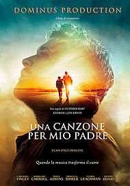 "Movie poster for ""UNA CANZONE PER MIO PADRE"""