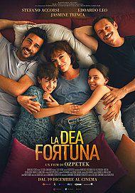 """Movie poster for """"LA DEA FORTUNA"""""""