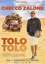 "Movie poster for ""TOLO TOLO"""