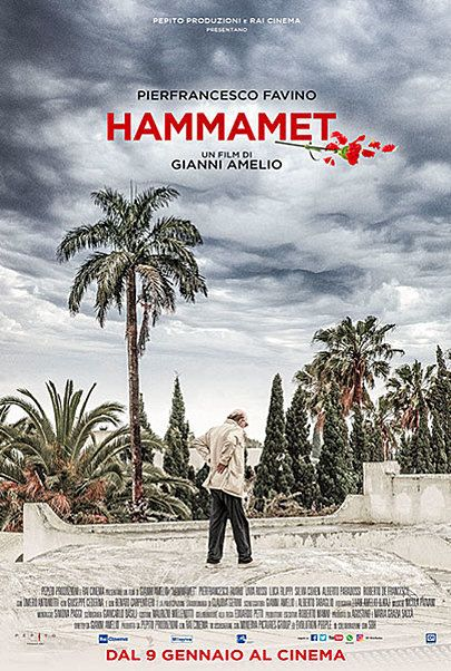 "Movie poster for ""HAMMAMET"""