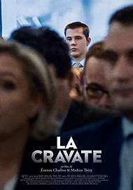 """Movie poster for """"LA CRAVATE"""""""