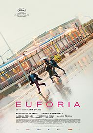 "Movie poster for ""EUFORIA"""