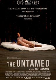 "Movie poster for ""THE UNTAMED"""